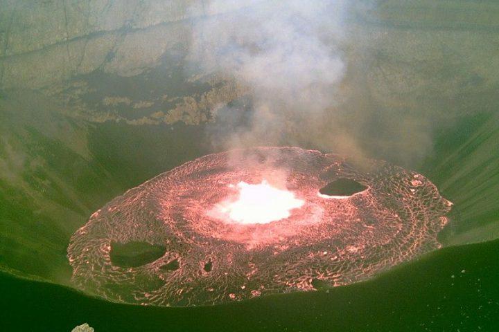 Karthala eruption - Credit photo H. Soule ( OVK )