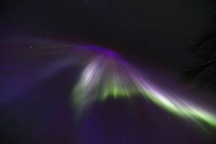 Aurores boreales - Hveravellir - Sylvain Chermette