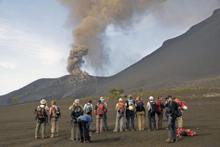 Fogo - Cap Vert - Erution 2014-2015 - voyage special éruption avec JM Bardintzeff - 80 Jours Voyages