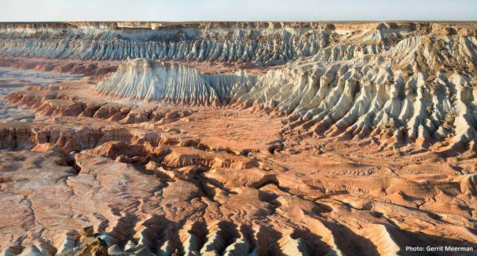 Paysages du Turkménistan - 80 Jours Voyages