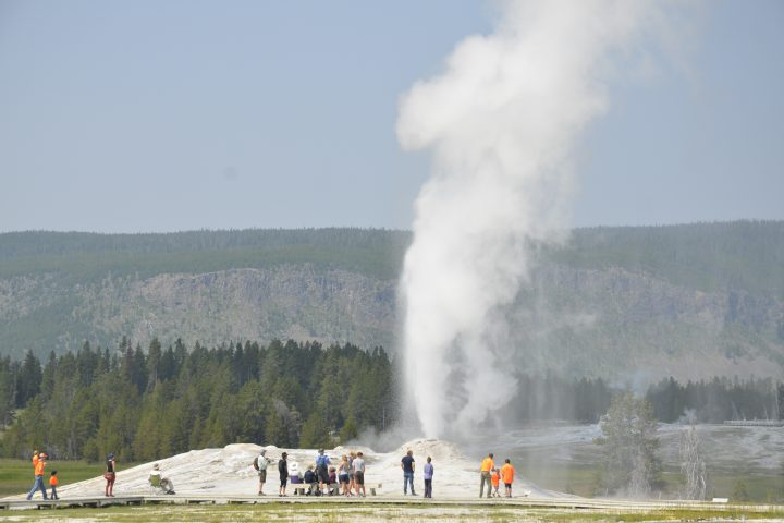 Yellowstone, 80 Jours Voyages