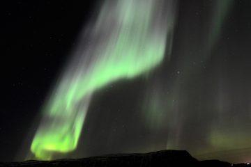Aurores boréales islandaises - 80 Jours Voyages