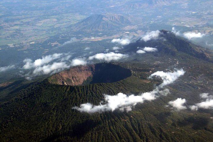 Volcán de San Salvador   80 jours voyages