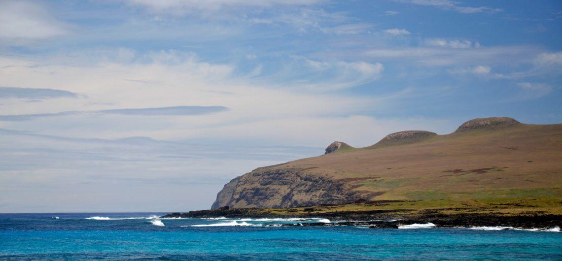 Ile de pâques,Volcan Poike