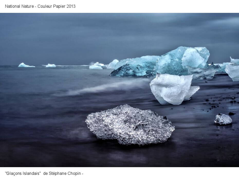 Glacon Islandais