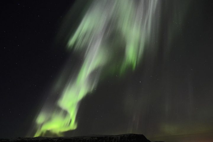 Aurores boreales - Hveravellir - Islande - 80 Jours Voyages