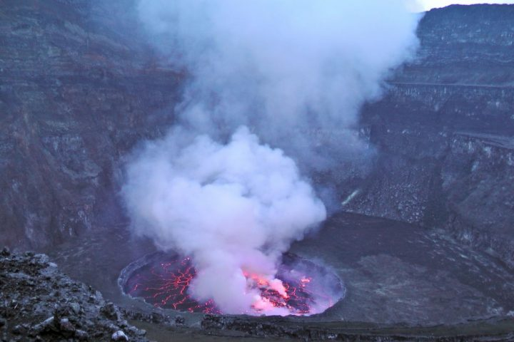 Nyiragongo (RDC) © Patrick Marcel – 80 Jours Voyages