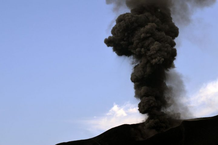 Fogo - Cap Vert - Eruption 2014-2015 - voyage special éruption avec JM Bardintzeff - 80 Jours Voyages