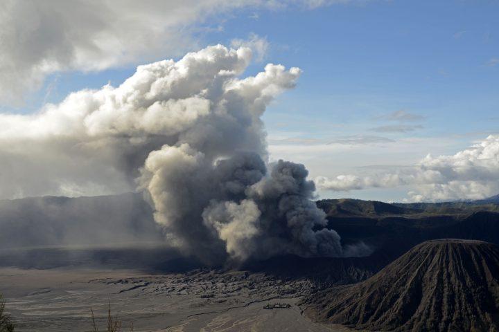 Eruption Bromo 2016 - S. Chermette 80 Jours Voyages