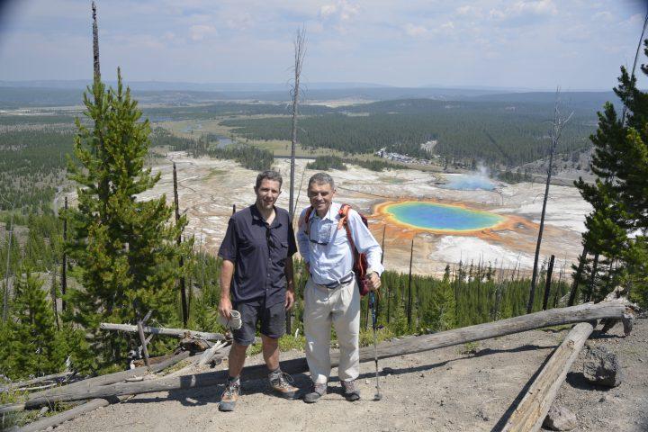 Yellowstone - S. Chermette et J-M Bardintzeff - 2014
