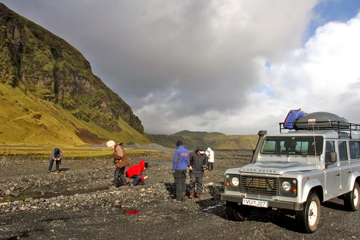 Géologie et astronomie en Islande - Avec S. Brigault & E. Le Berre - 2015