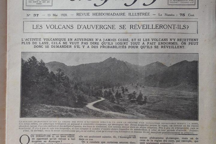 Sciences et voyages - volcans - page1- 80 Jours Voyages