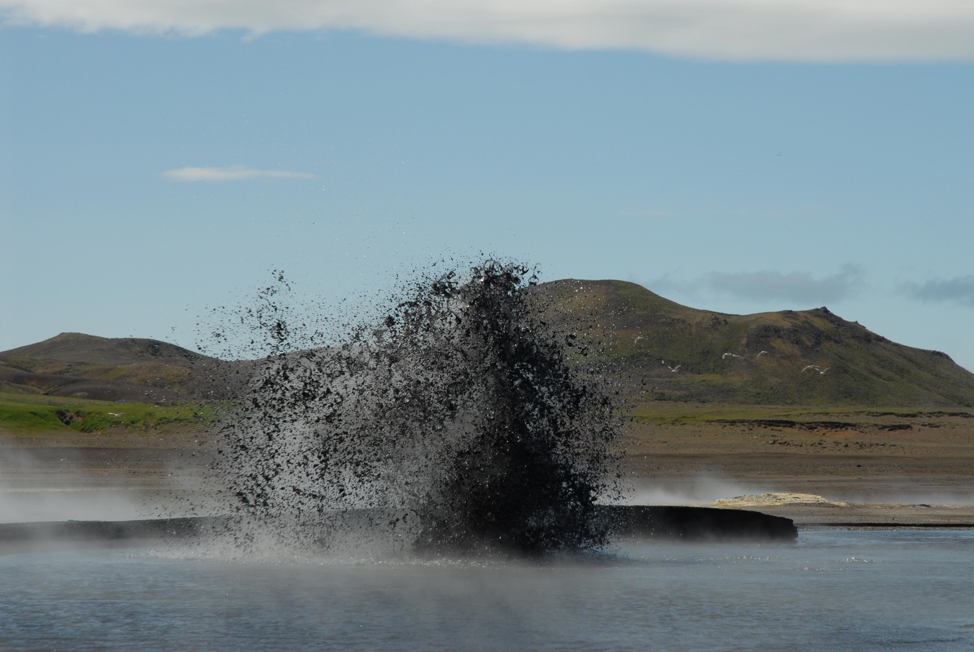 Geothermie Keflavatan Island, Islande eruption Keflavatan, voyage islande geologie